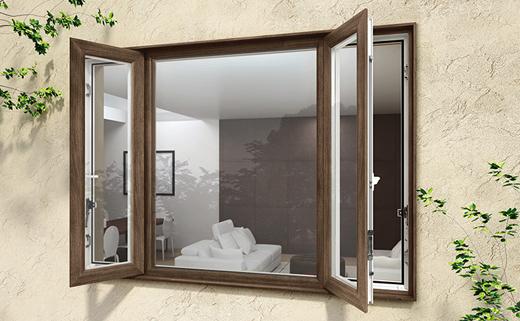 省エネ建材最高等級の窓YKK APW330を採用